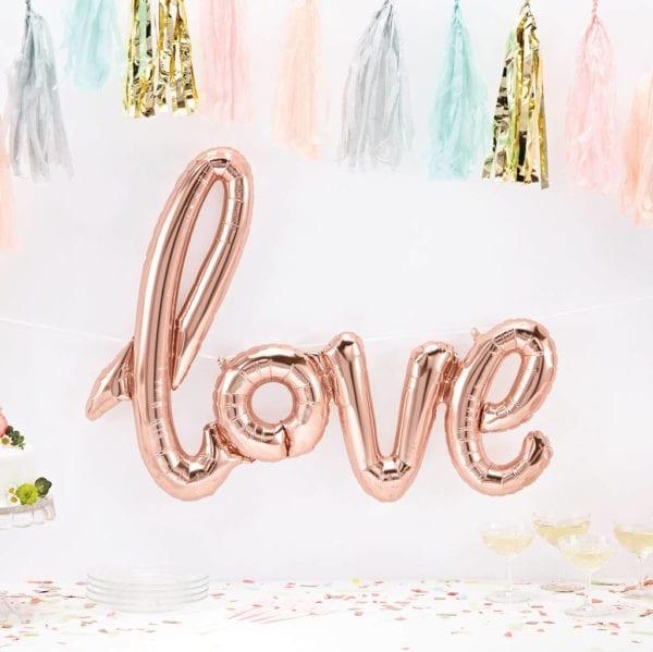 Funlah Love scripted balloon4