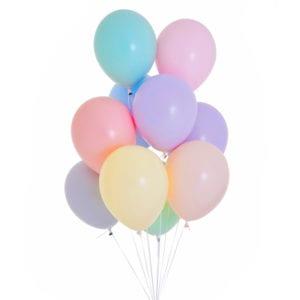Funlah pastel balloon cluster 1