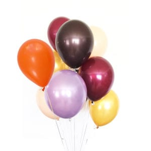 FUnlah balloon cluster Fall