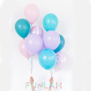 Funalah balloon cluster 1