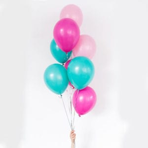 Funlah Balloon cluster 4