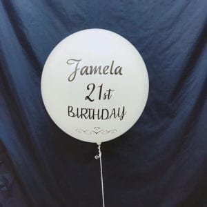 Funlah jumbo latex balloon