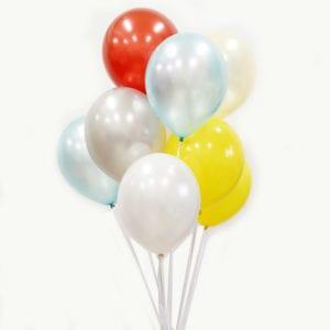 Funlah Balloon Bouquet Cluster Teddy Bear 1