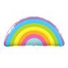Radiant rainbow Foil Balloon