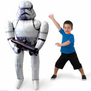 Storm Trooper airwalker jumbo balloon