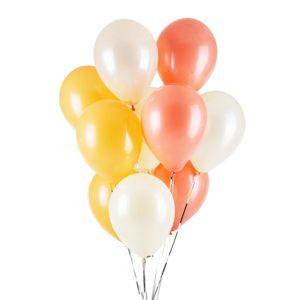 Sweet Plum Helium Balloon Bouquet