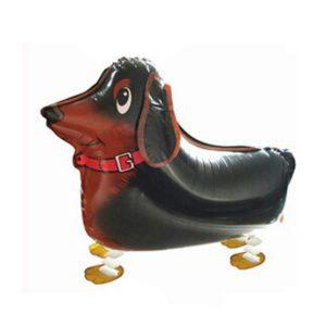 Walking Pets Animal Sausage Dog Balloon