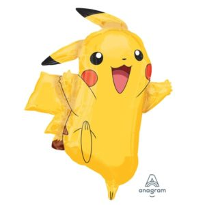 Pikachu Pokemon Balloon