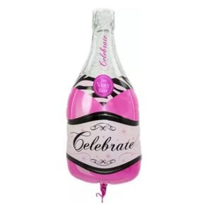 Pink Champagne The very best Celebration Foil balloon