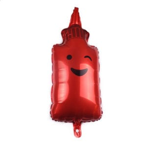 Red Chilli Sauce Balloon