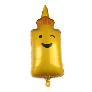 Yellow Mustard Balloon