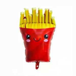 Fries Foil Balloon