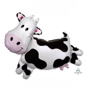 Moo Moo Cow Foil Balloon