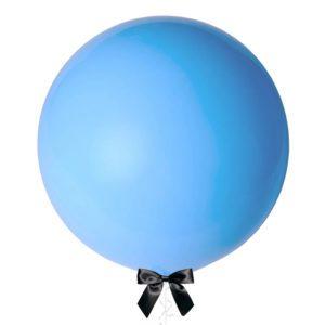 36 inch jumbo balloon baby blue