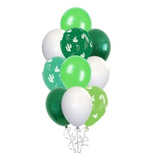 Cactus Balloon Bouquet