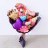 Sweet Queen Balloon Hand Bouquet